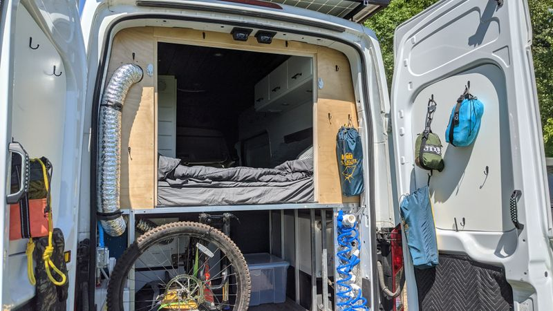 Picture 5/19 of a 2017 ford Transit 350 stealth campervan for sale in Cold Spring, Minnesota