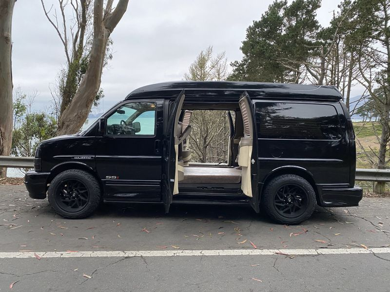 Picture 3/8 of a 2012 Chevrolet Express for sale in San Francisco, California