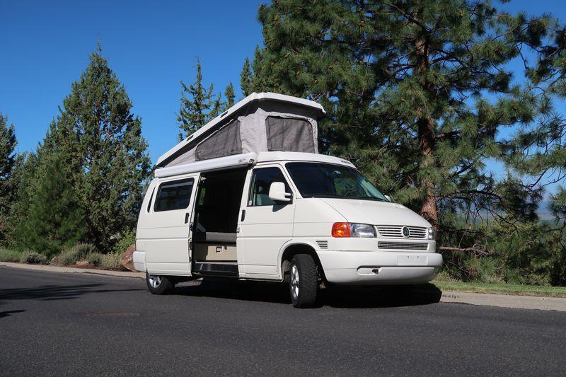Picture 1/9 of a 2000 VW Eurovan Winnebago Full Camper for sale in Bend, Oregon