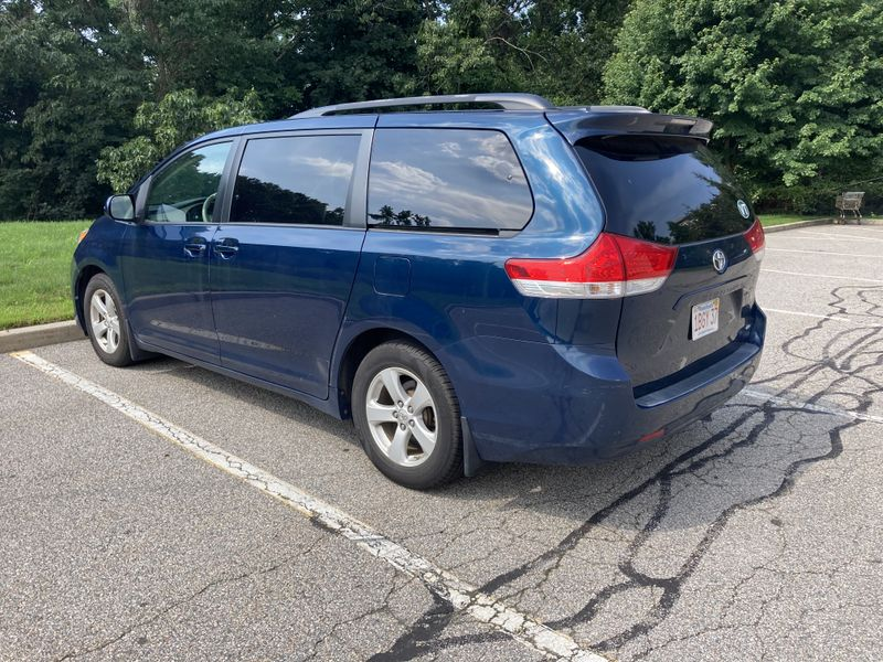 Picture 3/18 of a 2011 Toyota Sienna Campervan for sale in Providence, Rhode Island
