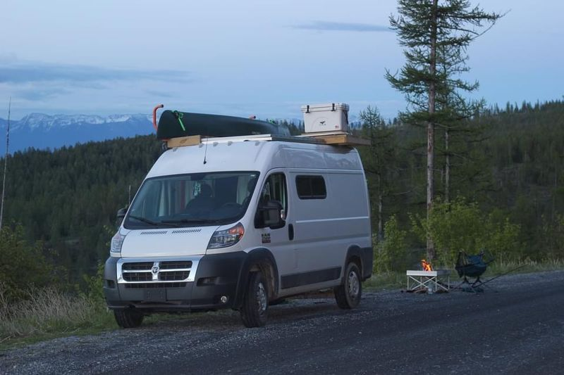 Picture 4/13 of a 2017 Dodge Ram promaster 2500 136 for sale in Bigfork, Montana
