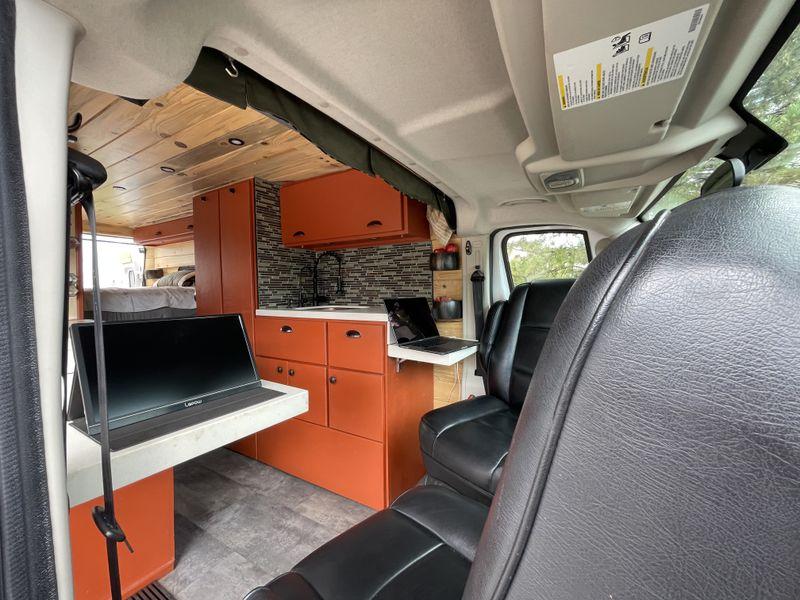 Picture 6/45 of a Custom 4-Season Van Conversion! 600W Solar!!! for sale in Littleton, Colorado