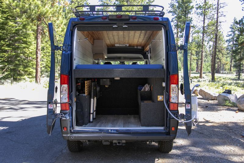 """Picture 6/25 of a 2020 Ram Promaster 2500 159"""" WB High Roof for sale in South Lake Tahoe, California"""