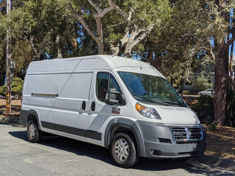 Picture 5/10 of a 2018 Ram ProMaster 2500 for sale in Monterey, California