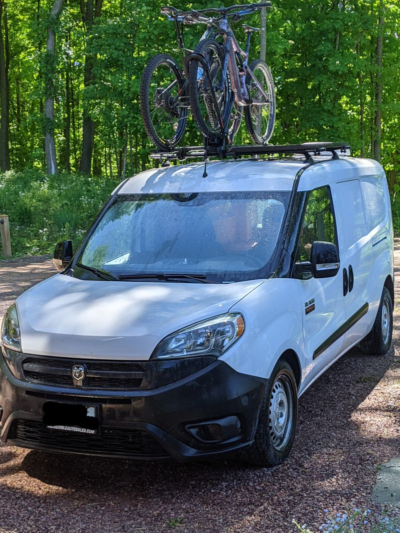 Picture 2/11 of a 2016 Ram Promaster City Custom Build for sale in Charlotte, Vermont