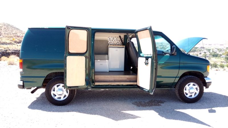 Picture 1/39 of a 1994 Ford E250 Cargo - Camper Van for sale in Hurricane, Utah