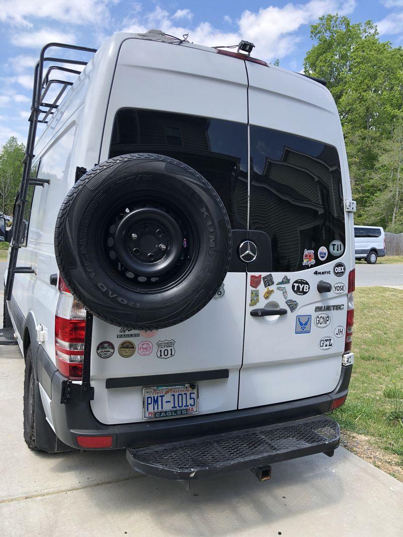 Picture 6/45 of a 2012 Mercedes Benz Sprinter 2500  for sale in Garner, North Carolina