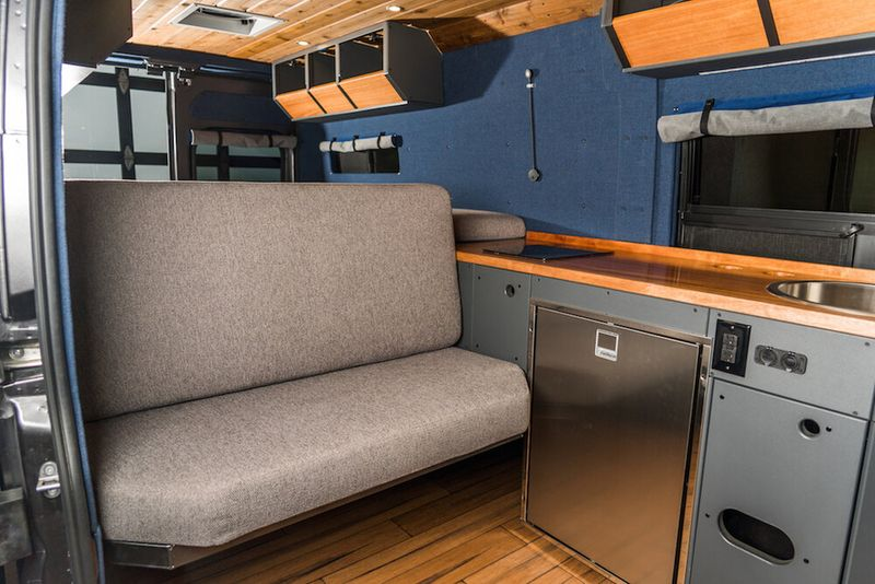 """Picture 5/8 of a 2018 Ram ProMaster 3500 - 159"""" WB Ext - High Roof for sale in Eau Claire, Wisconsin"""