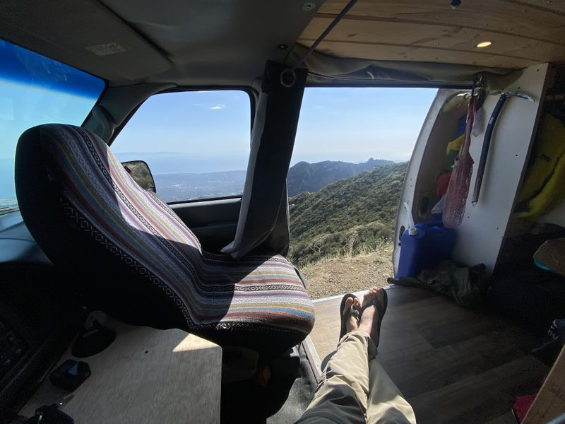 Picture 5/17 of a 2003 Ford E250 Extended 2WD Ski Van for sale in Redlands, California