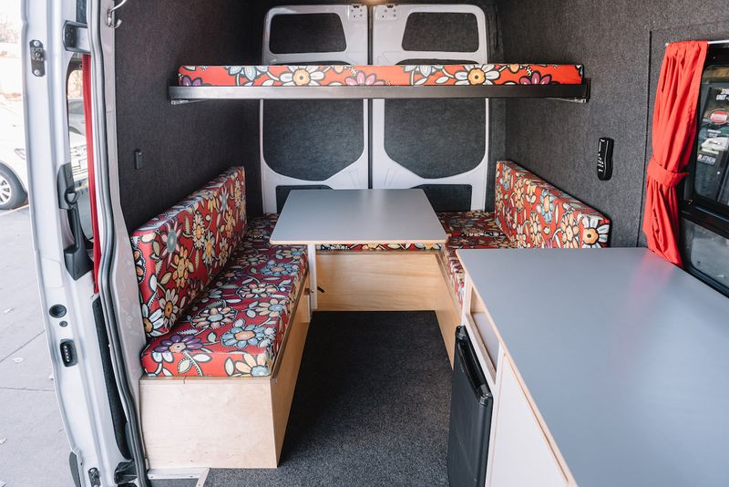 "Picture 1/13 of a 2019 Mercedes Sprinter 144"" High Roof Camper Van for sale in Littleton, Colorado"