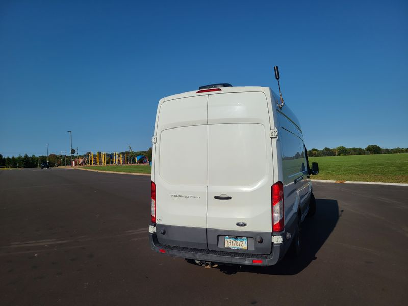 Picture 5/39 of a 2015 Ford Transit 350 High Roof Extended Length for sale in Saint Cloud, Minnesota