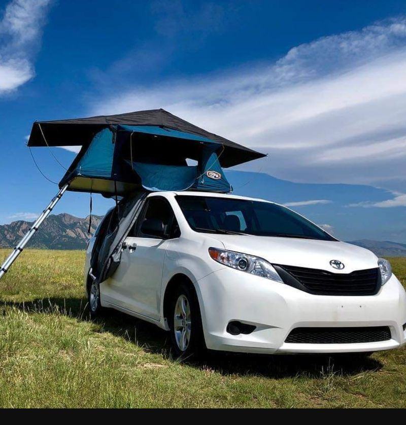 Picture 1/11 of a 2017 Toyota Sienna Custom Conversion for sale in Rutland, Vermont