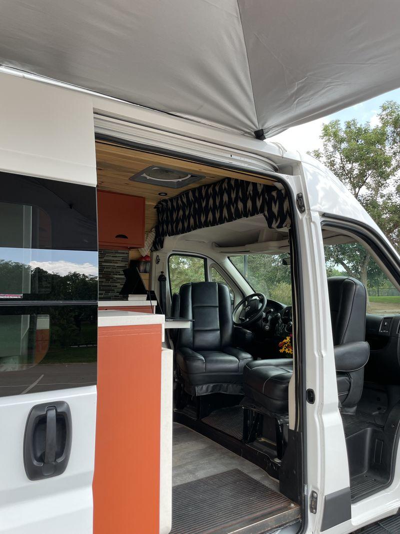 Picture 5/45 of a Custom 4-Season Van Conversion! 600W Solar!!! for sale in Littleton, Colorado