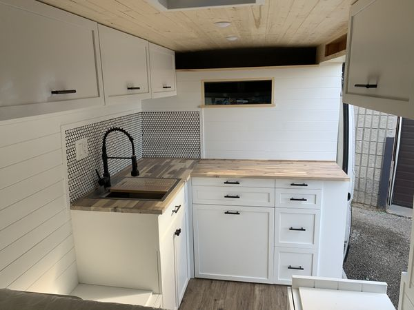 Photo of a campervan for sale: Spectacular 3-Passenger Camper in a 2014 Promaster