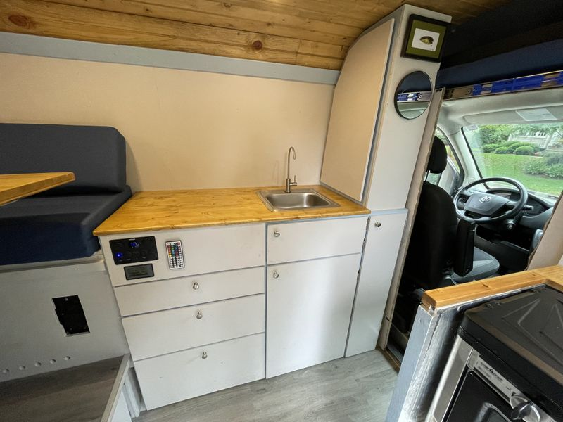 Picture 4/16 of a DIY Promaster Conversion for sale in Durham, North Carolina