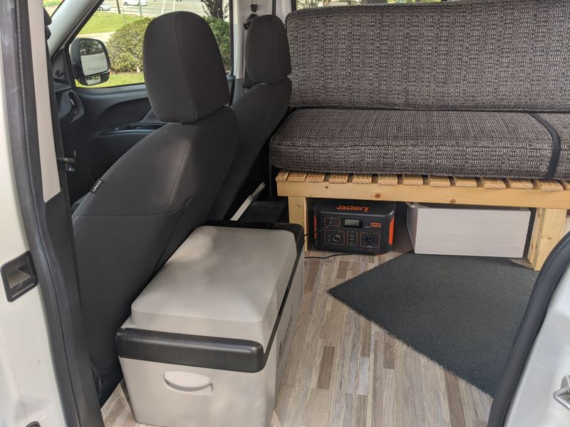 Picture 5/15 of a 2019 Dodge Promaster City Camper Van  for sale in Greer, South Carolina