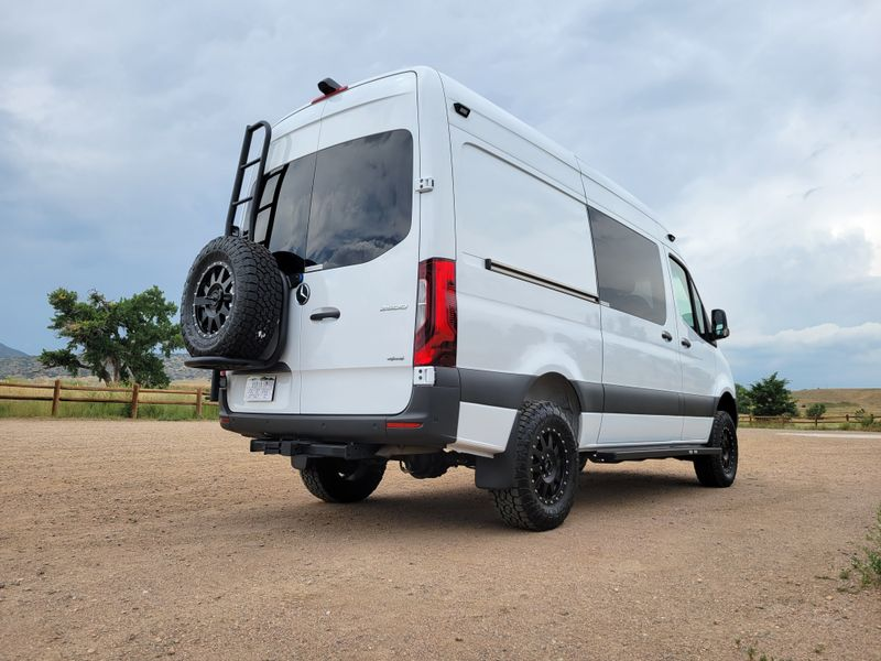 Picture 6/8 of a 2020 Mercedes Sprinter 4x4 Campervan for sale in Littleton, Colorado