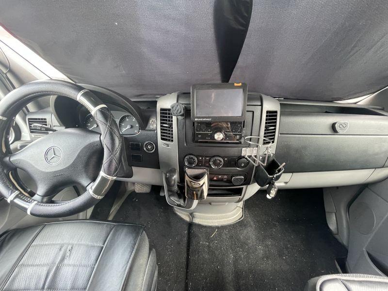 Picture 6/22 of a Mercedes sprinter camper van  for sale in Raeford, North Carolina