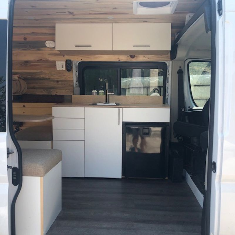 Picture 3/15 of a 2020 ProMaster, low miles, converted  for sale in Missoula, Montana