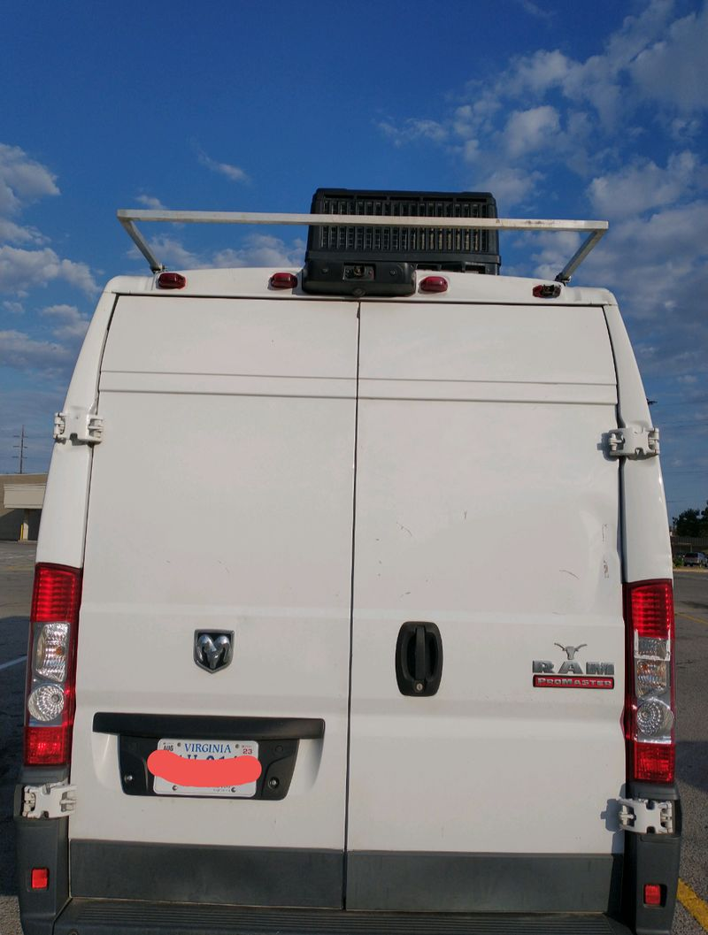 Picture 3/9 of a 2016 High Roof Promaster Conversation for sale in Oklahoma City, Oklahoma