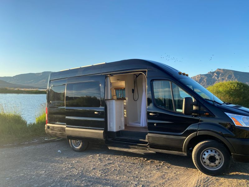 Picture 2/10 of a 2019 Ford Transit 350 XLT Extended Body High Roof for sale in Cody, Wyoming