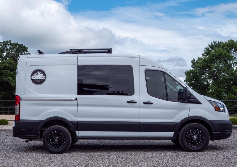 Picture 1/14 of a 2021 Ford Transit by Voyager Conversions for sale in Villa Ridge, Missouri