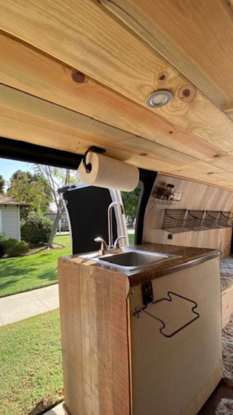 Picture 5/6 of a 2019 Chevy Express Camper for sale in Bakersfield, California