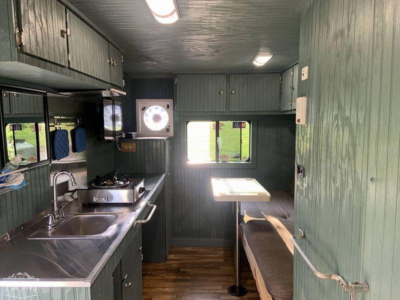 Picture 2/9 of a 2014 Chevy Express 3500 SRW converted to RV for sale in Harrodsburg, Kentucky