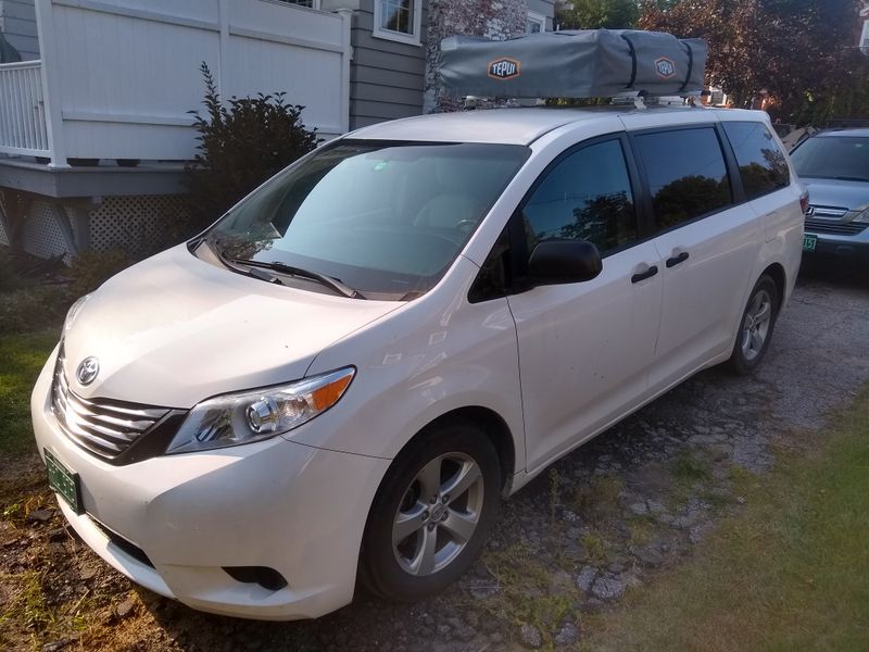 Picture 4/11 of a 2017 Toyota Sienna Custom Conversion for sale in Rutland, Vermont