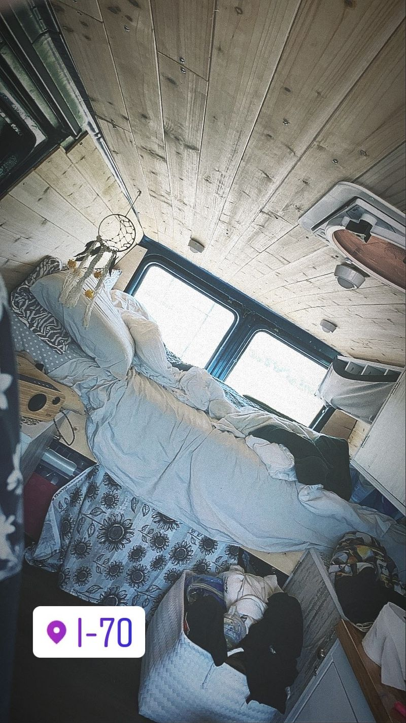 Picture 2/9 of a 1994 Chevy G20 fully converted camper van  for sale in Eureka, California