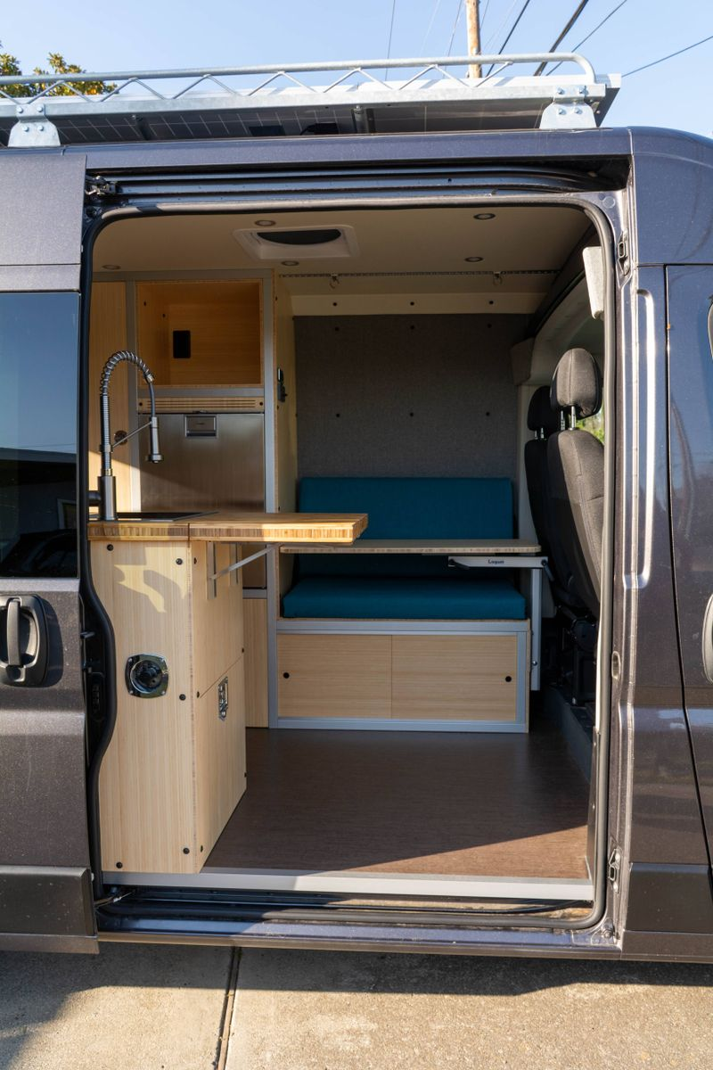 Picture 5/12 of a '21 Promaster Professionally Built Camper for sale in Sunnyvale, California