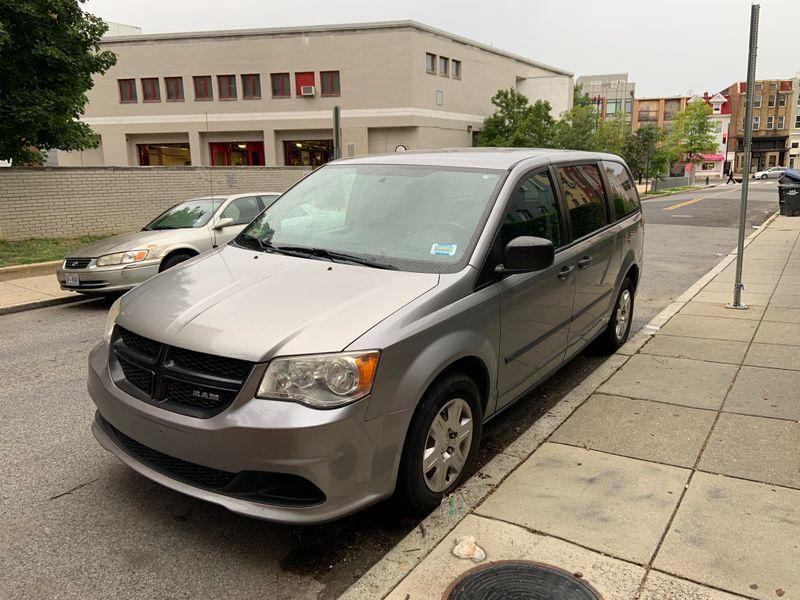 Picture 2/18 of a 2013 Dodge Ram Cargo Van = Stealth Camper Van for sale in Washington, District of Columbia