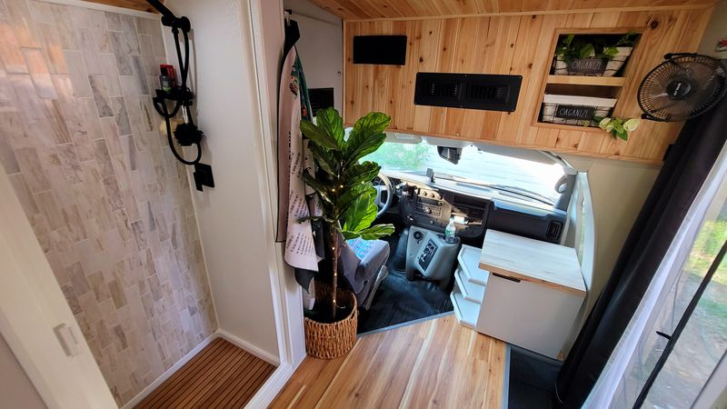 Picture 5/29 of a Chevy express shuttle bus conversion for sale in Lawrence Township, New Jersey