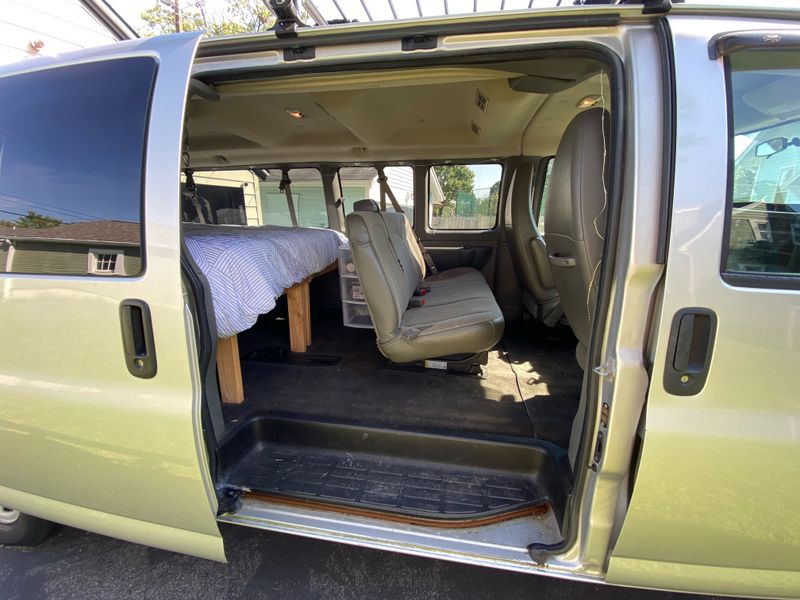 Picture 2/11 of a 2010 Chevy Express Extended 3500 CamperVan for sale in Dayton, Ohio