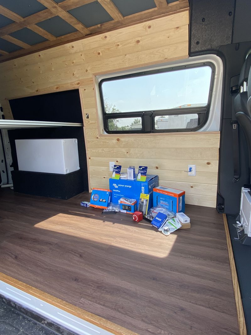 """Picture 6/9 of a 2020 Mercedes Sprinter 144"""" WB DIY Ready for sale in Denver, Colorado"""