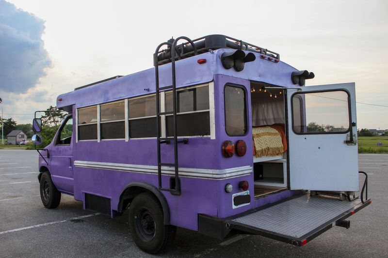 Picture 2/16 of a  Ready for the Road Skoolie  for sale in East Sandwich, Massachusetts