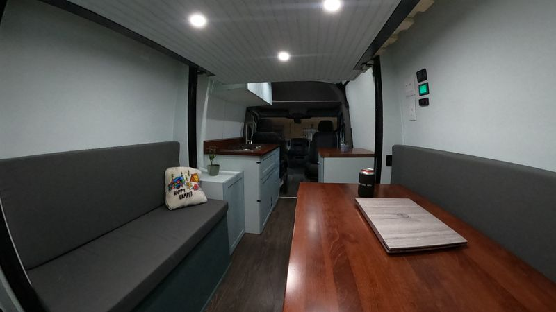 Picture 5/10 of a Sprinter Van with Bed Lift and Mercedes WARRANTY! for sale in Moab, Utah
