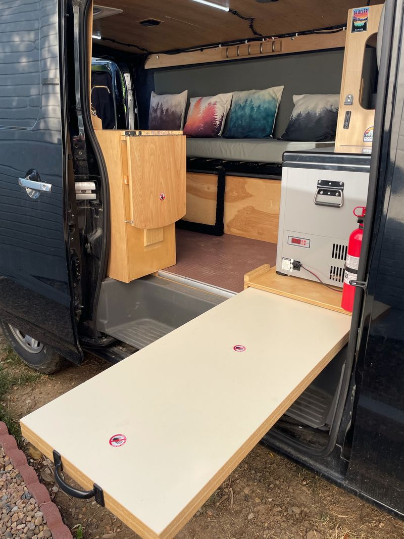 Picture 6/16 of a 2012 Nissan NV 2500 Custom Conversion for sale in Denver, Colorado