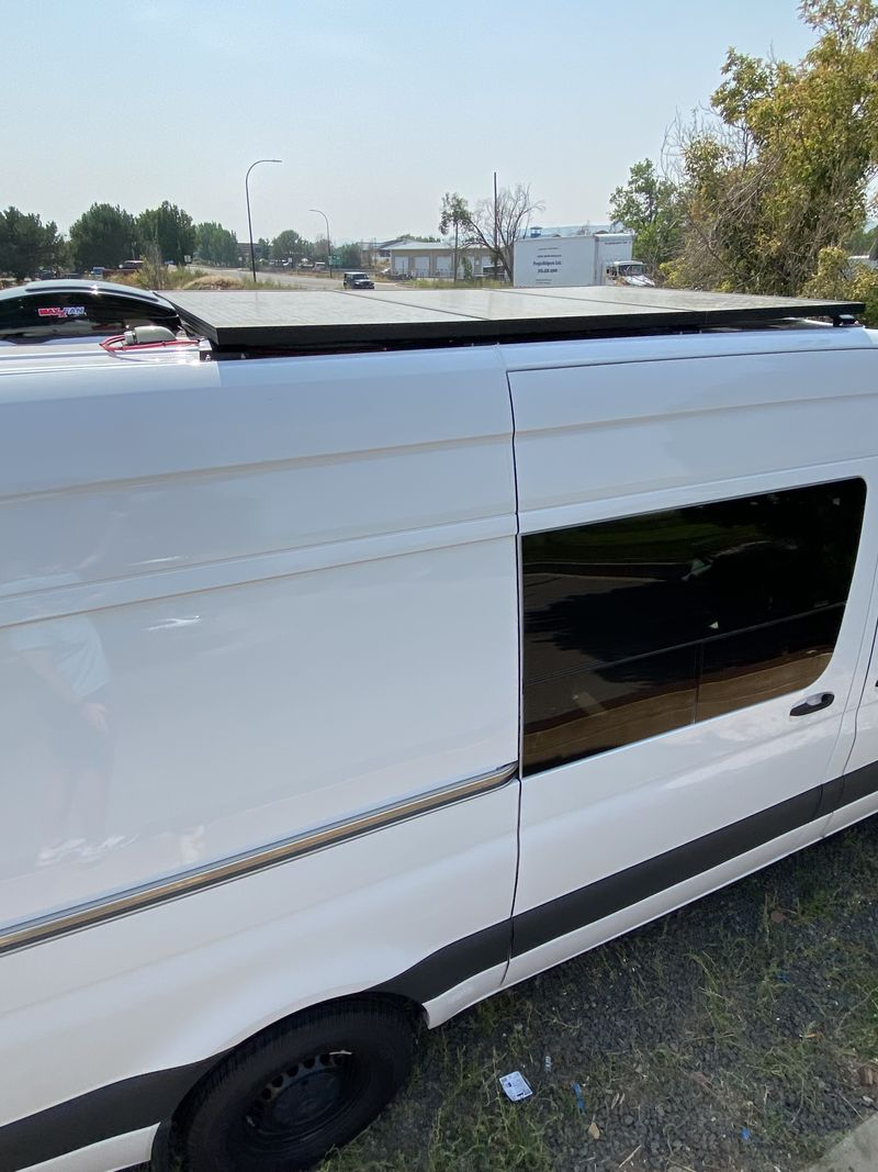 """Picture 3/9 of a 2020 Mercedes Sprinter 144"""" WB DIY Ready for sale in Denver, Colorado"""