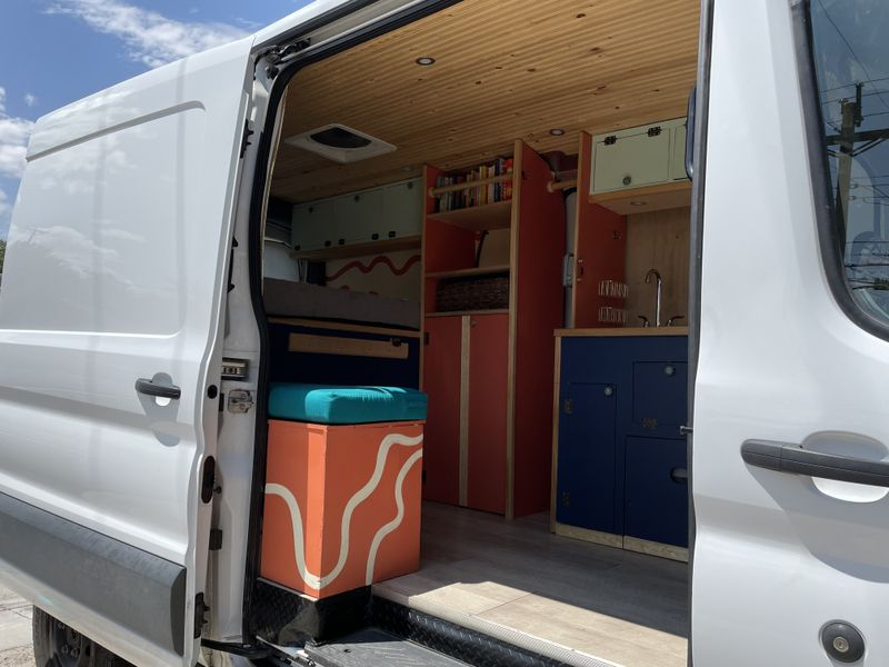Picture 5/15 of a 2016 Ford Transit 350 for sale in Albuquerque, New Mexico