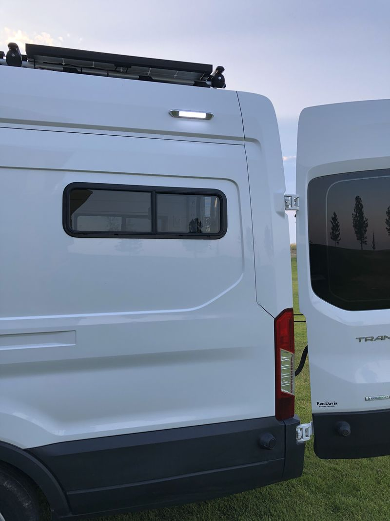 Picture 4/39 of a High Quality Ford Transit Van Conversion  -SOLD- for sale in Rockland, Idaho