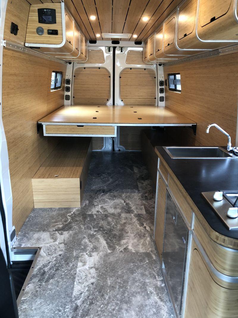 Picture 2/12 of a 2018 Mercedes Sprinter 4x4 + ZenVanz camper build for sale in Bozeman, Montana