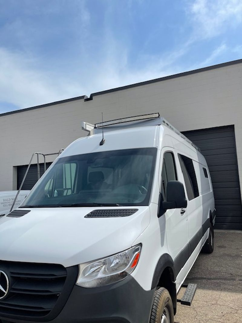 Picture 5/36 of a 2019 sprinter 4x4 170 ext  for sale in Saint Paul, Minnesota