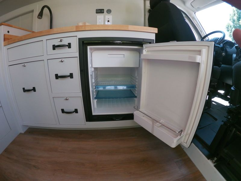 """Picture 4/14 of a 2020 Ram Promaster 136"""" """"Luda"""" for sale in Los Angeles, California"""