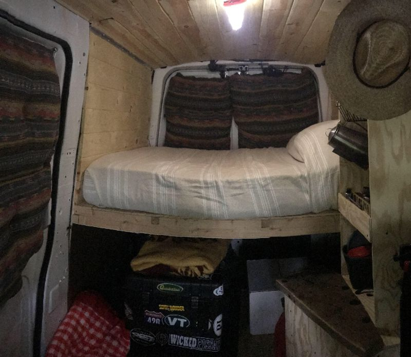 Picture 4/6 of a Nissan NV 2500 Highroof for sale in Barrington, Rhode Island