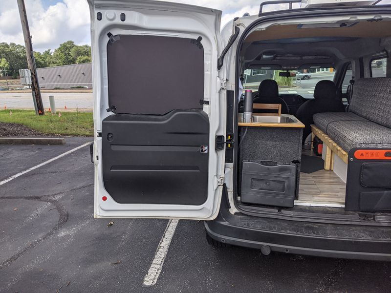 Picture 6/15 of a 2019 Dodge Promaster City Camper Van  for sale in Greer, South Carolina