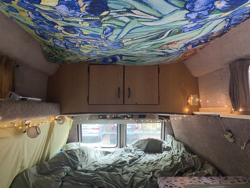 Picture 4/14 of a Converted 1995 Chevy G30 Van Extended Height for sale in Ann Arbor, Michigan