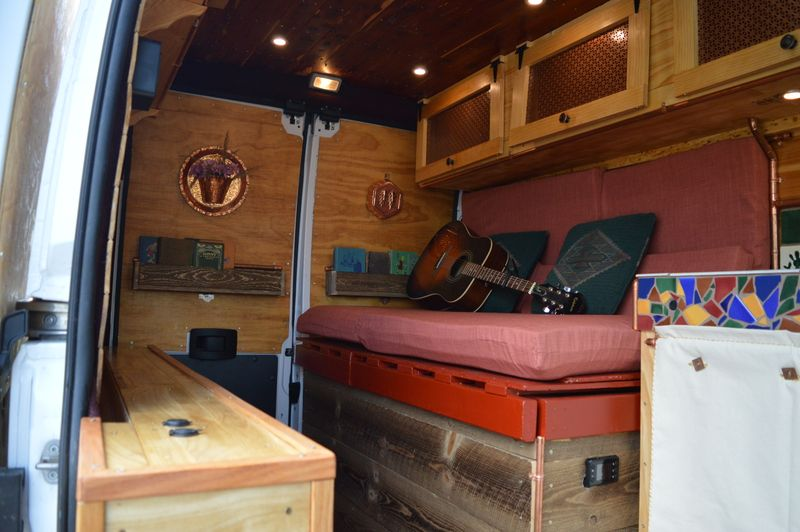 Picture 3/12 of a Ram Promaster 1500 Conversion Van for sale in Evergreen, Colorado