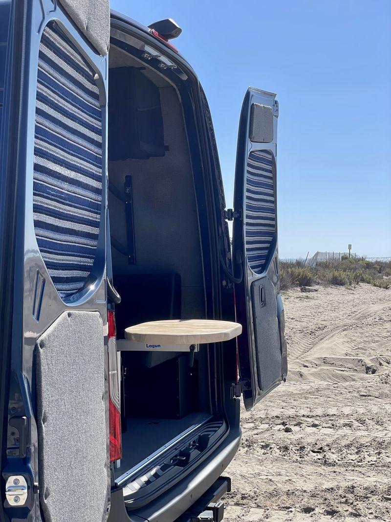 Picture 3/30 of a 2021 Mercedes Benz Sprinter 2500 Diesel 4x4 for sale in Vista, California