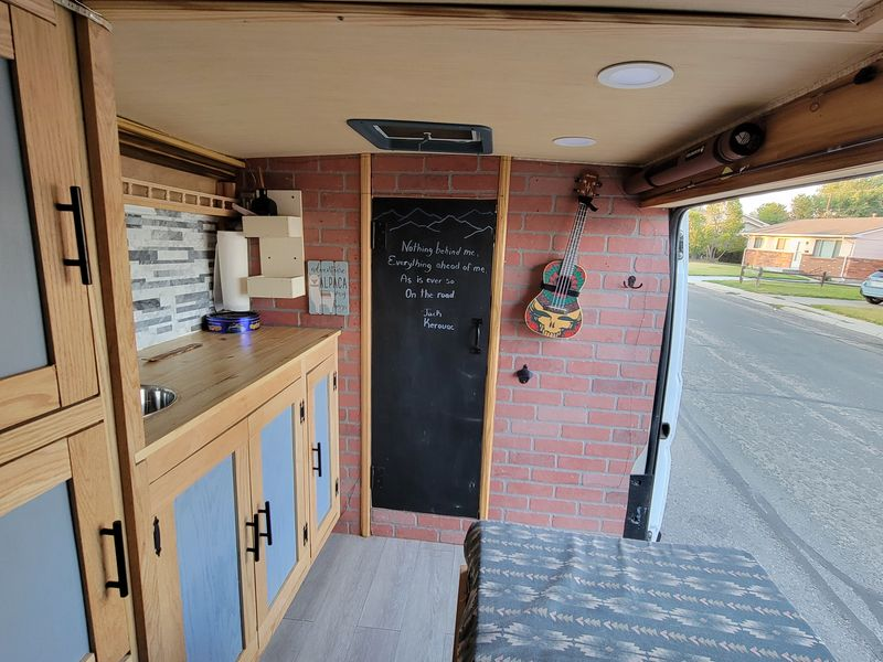 Picture 5/10 of a 2016 Dodge Ram Promaster Campervan for sale in Cheyenne, Wyoming
